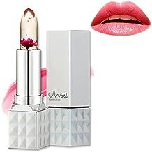 Jelly Lipstick, Richoose Fleur Température Changement de couleur rouge à lèvres Waterproof Long Lasting Moisturizing Lip Balm Ange tentation Lip Gloss For Girls