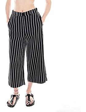 Vero Moda - Midi Culotte - Negro