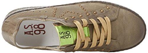 A.S.98 Surrey, Sneaker Donna Grau (Militare+ Militare)