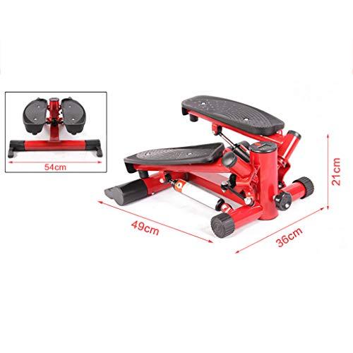 41HGNszqEoL. SS500  - Lwtbj Stepper Household Climbing machine Fitness Weight loss pedal machine Multifunction Thin waist machine