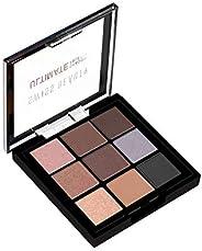 Swiss Beauty Ultimate 9 Color Eyeshadow Palette, Eye MakeUp, Multicolor-05, 9g