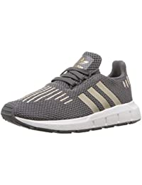 new products ba4e2 66a11 Adidas OriginalsSWIFT Run I - Swift Run I Bambino Unisex-Bambini, Grigio  (Grey