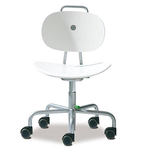 Preisvergleich Produktbild Richard Lampert Turtle Kinder-Schreibtischstuhl Weiss
