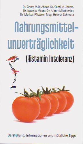 Nahrungsmittelunverträglichkeit (Histamin Intoleranz)