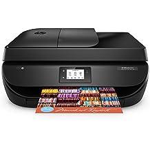 HP OfficeJet 4655 - Impresora multifunción de tinta (Wi-Fi, incluido 3 meses de HP Instant Ink), color negro