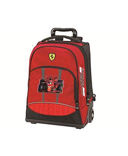 Franco Panini - Ferrari Zaino Trolley Organizzato Premium