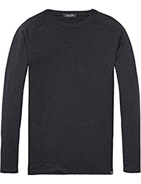 Scotch & Soda Cotton-Cashmere Pullover, Suéter para Hombre