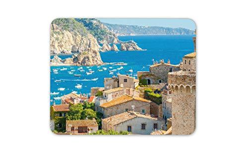 Tossa De Mar Costa Brava Mousepad Pad - Schöne Spanien Computer-Geschenk # 14916