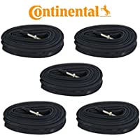 Continental Race 28 700 x 18/25c Presta Valve Inner tube Pack of 5