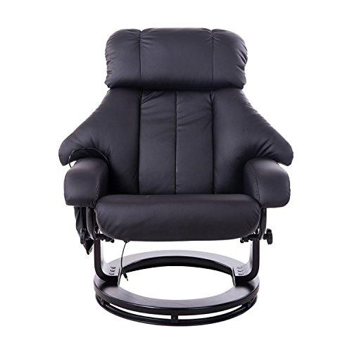 homcom 700-008BK Massagesessel mit Heizfunktion - 2