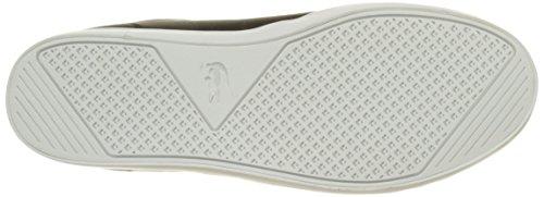 Lacoste Straightset Bl 1 Cam, Sneaker Uomo Nero (Blk)