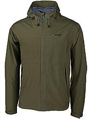 High Colorado Lugano 3Outdoor chaqueta hombre azul medio 2017Función chaqueta, color caqui, tamaño extra-large