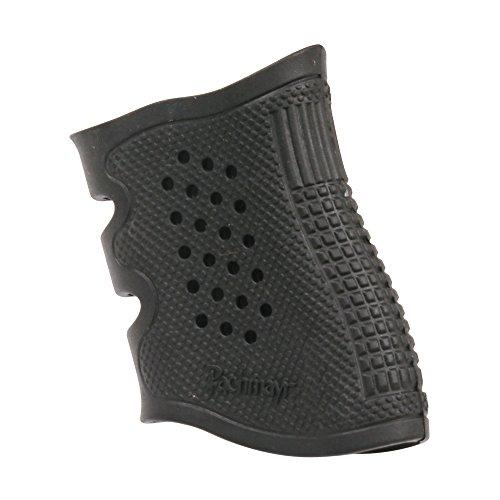 Taktische Universal Pistole Pistole Gummi Sch/ützen Abdeckung Griff Handschuh Holster Anti Slip Passt GLOCK 17//19//20//21//22//23//31//32//37//38