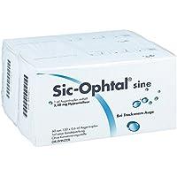 Preisvergleich für Sic Ophtal sine Augentropfen Augentropfen 120X0.6 ml