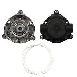 RO Water Purifier Pump Head+Free 1/4 Pipe Tube 2mtr