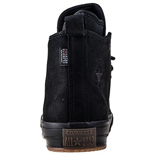 Converse Star Impermeabile Hi Sneaker Da Uomo Nero Nero