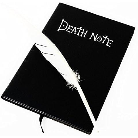 Oyedens Death Note Del Cuaderno Y De La Pluma De La Pluma Del Libro Animado JapóN Escritura De Un Diario De Nueva Agenda 2016 Weekly Planner Organizer