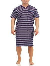 c767ebd637 Normann Herren Nachthemd Kurzarm auch in Übergrössen erhältlich 181 ...