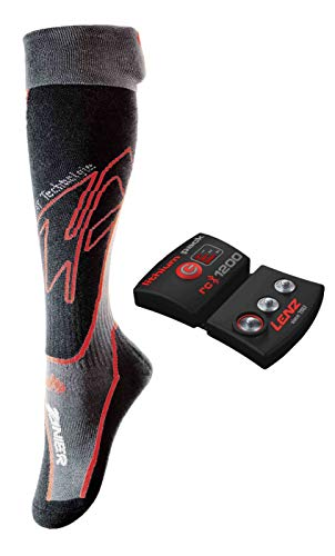 Zanier Herren Socken Feet Heat Tech Socks