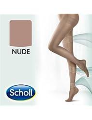 Scholl Light Legs Compression Tights 20, Den Nude