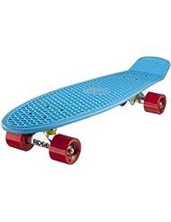 Ridge Retro 27 - Skateboards, color azul y rojo, 68 cm (28'')