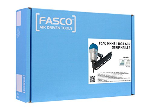 Beck Fastener Group Bandes Cloueuse Bandes pour ongles et vis (Scrail®) Fasco f6ac hhn31–100 A SCR, 000011347