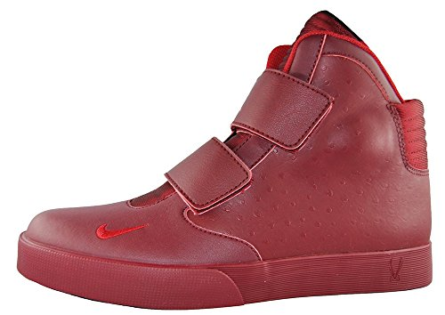 Nike Flystepper 2k3, Chaussures de Sport-Basketball Homme, Multicolore Rouge (rouge équipe / rouge gymnase - rouge équipe)