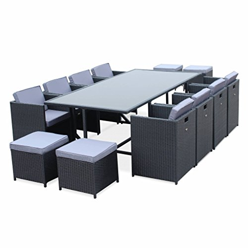 Table Gris Noir