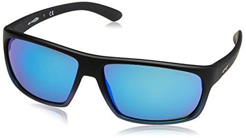 Arnette burnout, occhiali da sole uomo, nero, (64 mm)
