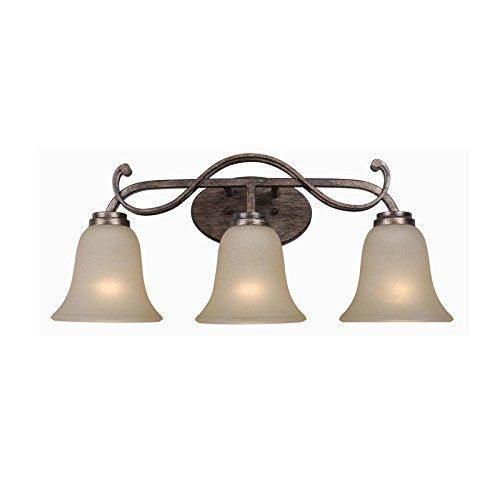Modernes Wandbeleuchtung Wandleuchten Vintage Loft-Wandlampen Europäische Und Amerikanische Beleuchtung Badezimmerspiegel Scheinwerfer 3 American Pastoral Country Retro-Stil Wandleuchte -