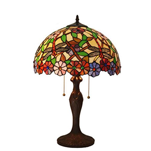 Soggiorno camera da letto Tiffany lampada da