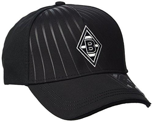 Kappa Herren Bmg Cap, 005 Black, One Size