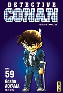 Détective Conan Edition simple Tome 59