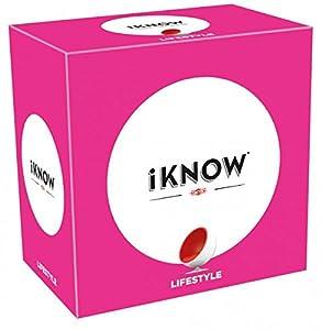 Tactic iKNOW Lifestyles Adultos Juegos de Preguntas - Juego de Tablero (Juegos de Preguntas, Adultos, 30 min, Niño/niña, 15 año(s), 99 año(s))