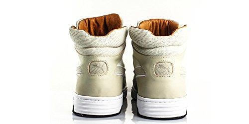 Puma Slipstream X Made In Italy Herren Hi-Top-Sneaker 357261 Größe 41-46 White