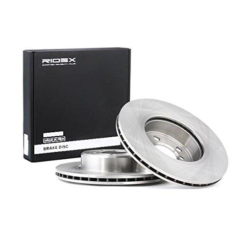 Preisvergleich Produktbild RIDEX 82B0707 Bremsscheibe Scheibenbremsen, Bremsscheiben (x2)
