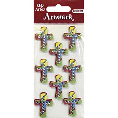 Artoz Artwork 3D Motiv-Sticker 185550-82,