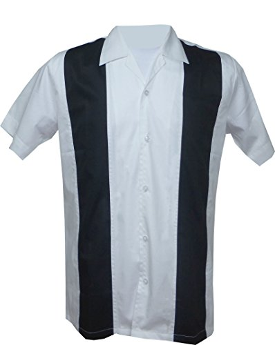 1950s/1960s Rockabilly ,Bowling, Retro, Vintage Men's Shirt