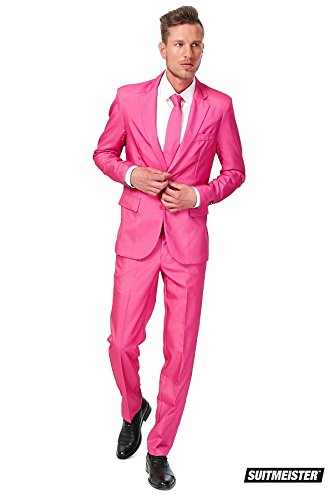 Costume rosa pantera per uomo - Suitmeister Medium