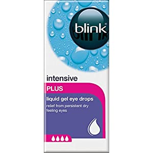 Blink Intensive Plus multidose EYEDROPS, 10 ml