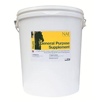 NAF - General Purpose Horse Vit & Mins Supplement x 20 Kg NAF – General Purpose Horse Vit & Mins Supplement x 20 Kg 41HGiwjNvqL
