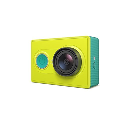 Yi Action Camera (official U.s. Edition) - Sports Camera, 16mp Sony Sensor, High-resolution, 2kp30, 1080p60 Hd Video, 155¡ Wide Angle Lens, Ambarella A7ls Processor, Wi-fi Bluetooth
