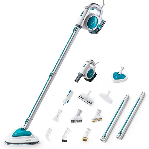 neatec-m18-steam-cleaner-lightweight-and-multifunction-steam-mop-blue