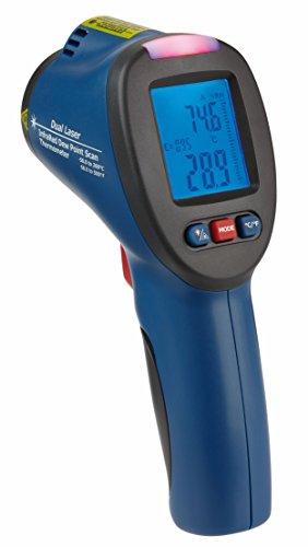 TFA Dostmann Schimmel Detektor, Infrarot-Thermometer mit...