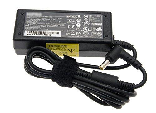 Original Acer Netzteil / Ladegerät 19V / 3,42A / 65W Auto-Off mit Netzstecker EU Aspire 5810T Serie - 3.42 Ein Auto
