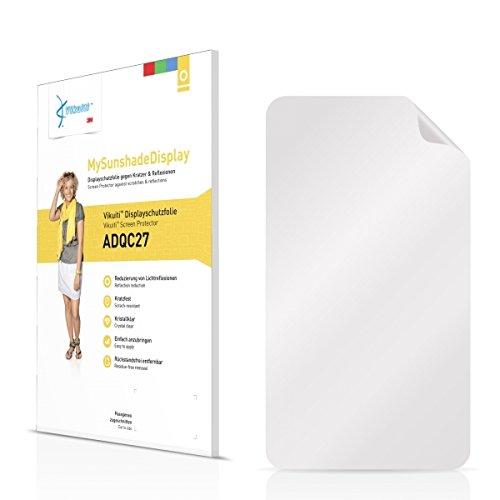 Vikuiti ADQC27 Displayschutz Schutzfolie HTC Titan X310e (Kristallklar und Reflexmindernd, Blasenfreie Montage, Passgenauer Zuschnitt)