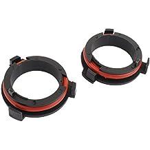 TOMALL H7 LED Retenedor de bulbo de la linterna Retenedores para Opel Vauxhall Astra G