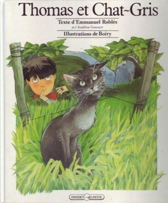 Thomas et Chat-Gris