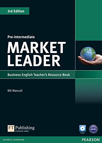 Market Leader 3rd Edition Pre-Intermediate Teacher's Resource Bo ok/Test Master CD-ROM Pack