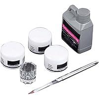 Babysbreath Kit de herramientas de arte portátil Nail Set polvo de cristal acrílico plato líquido herramienta de arte de uñas de alta calidad
